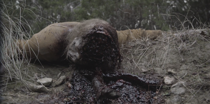 Father Son Holy Gore - Fear the Walking Dead - Zombie Gore