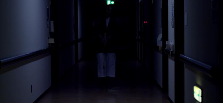 Father Son Holy Gore - Stare - Shirai-san in the Dark