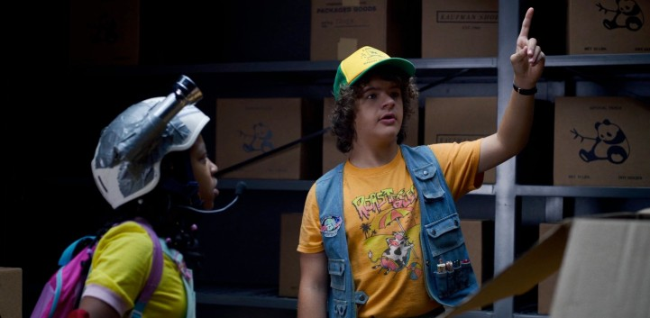 Father Son Holy Gore - Stranger Things - Gaten Matarazzo