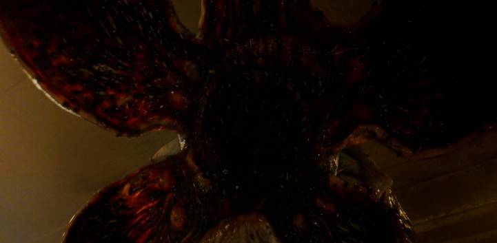 Father Son Holy Gore - Stranger Things - New Demogorgon