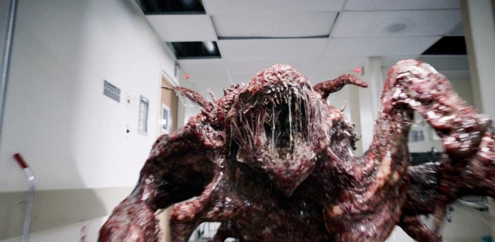 Father Son Holy Gore - Stranger Things - Upside Down Creature