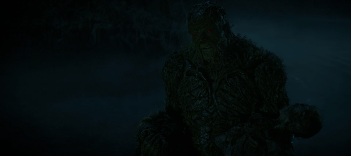 Father Son Holy Gore - Swamp Thing - Alec Holland is Dead