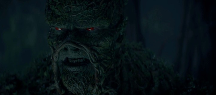 Father Son Holy Gore - Swamp Thing - Derek Mears as Swamp Thing
