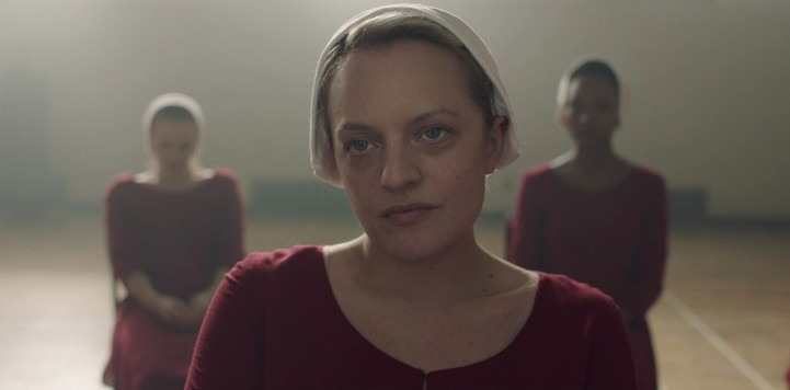 Father Son Holy Gore - The Handmaid's Tale - Elisabeth Moss as June a.k.a Ofjoseph