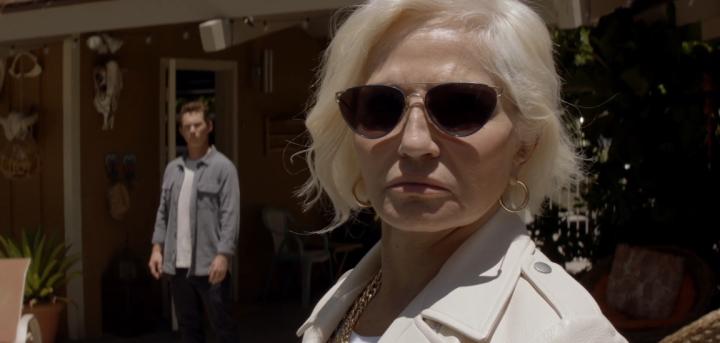 Father Son Holy Gore - Animal Kingdom - Ellen Barkin as Janine 'Smurf' Cody