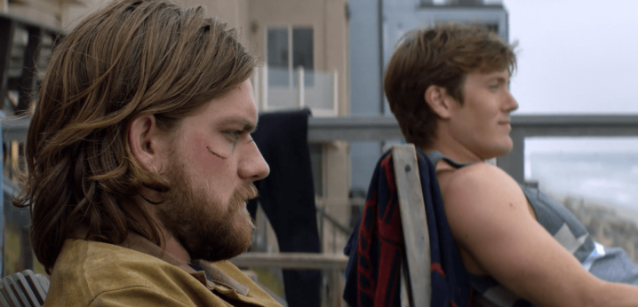 Father Son Holy Gore - Animal Kingdom - Spencer Treat Clark and Jake Weary