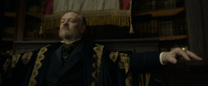 Father Son Holy Gore - Carnival Row - Jared Harris as Absalom Breakspear