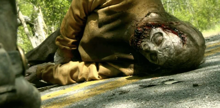 Father Son Holy Gore - Fear the Walking Dead - Roadkill
