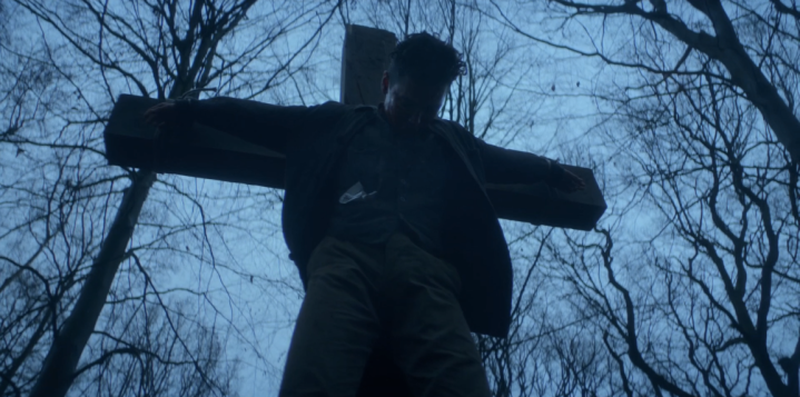 Father Son Holy Gore - Peaky Blinders - Bonnie Crucified