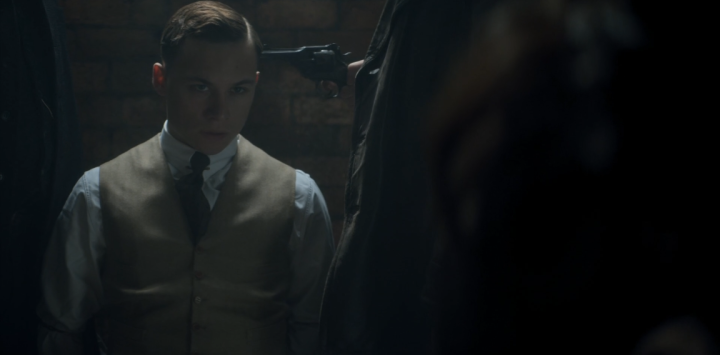 Father Son Holy Gore - Peaky Blinders - Michael Gray Captured
