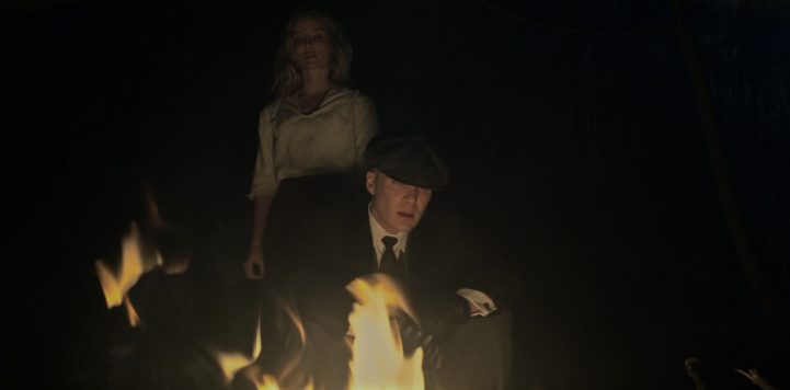 Father Son Holy Gore - Peaky Blinders - Tommy and Grace