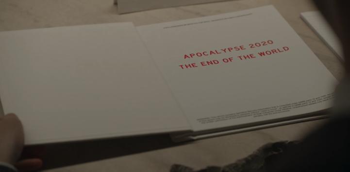 Father Son Holy Gore - Preacher - Apocalypse 2020