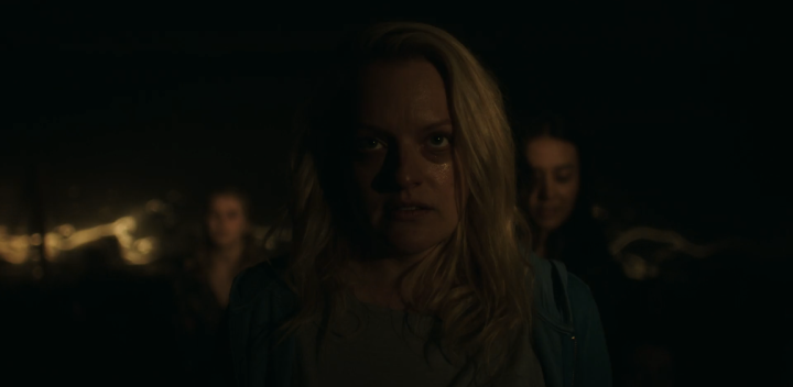 Father Son Holy Gore - The Handmaid's Tale - Elisabeth Moss as June Osborne
