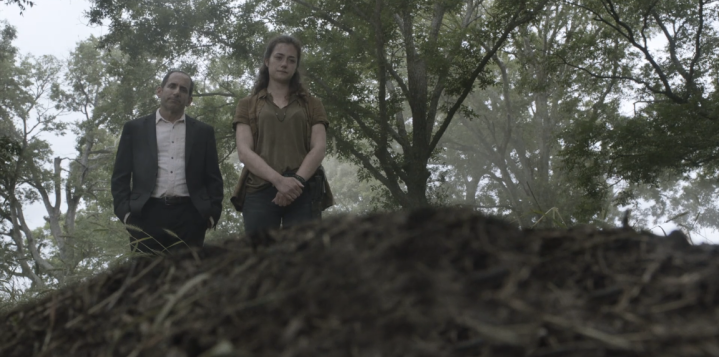 Father Son Holy Gore - Fear the Walking Dead - Janis Over Tom's Grave