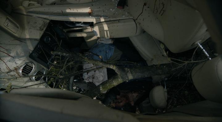 Father Son Holy Gore - Mr. Mercedes - Car Crash