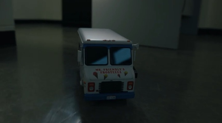 Father Son Holy Gore - Mr. Mercedes - Tiny Ice Cream Truck