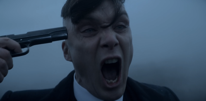Father Son Holy Gore - Peaky Blinders - Tommy Suicide