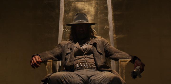 Father Son Holy Gore - Preacher - The Saint of Killers on God's Throne