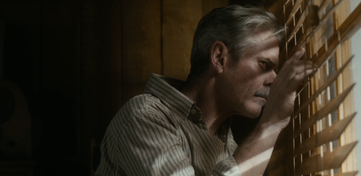 Father Son Holy Gore - The Terror Infamy - C. Thomas Howell as Major Hallowell Bowen