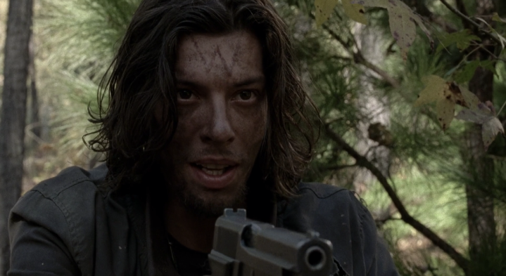 Father Son Holy Gore - The Walking Dead - Benedict Samuel as Owen