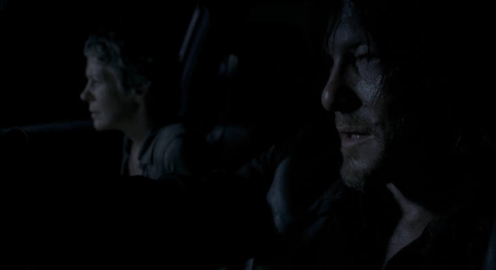 Father Son Holy Gore - The Walking Dead - Carol and Daryl