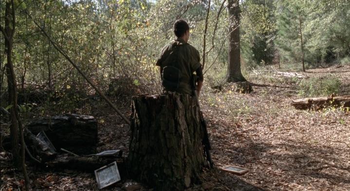 Father Son Holy Gore - The Walking Dead - Sasha's Broken Photographs