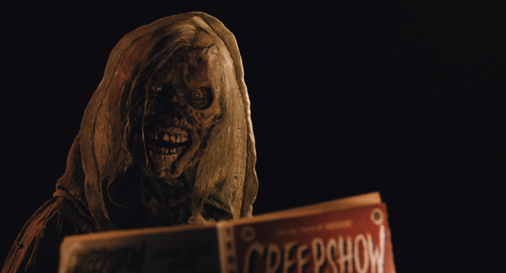 Father Son Holy Gore - Creepshow - The Creep Reads Creepshow