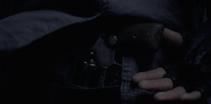 Father Son Holy Gore - The Walking Dead - Carol's Backup Gun