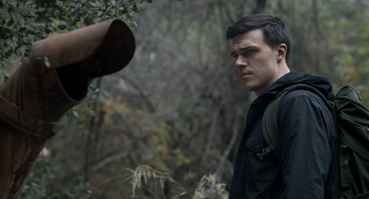 Father Son Holy Gore - American Horror Story 1984 - Finn Wittrock as Bobby Richter