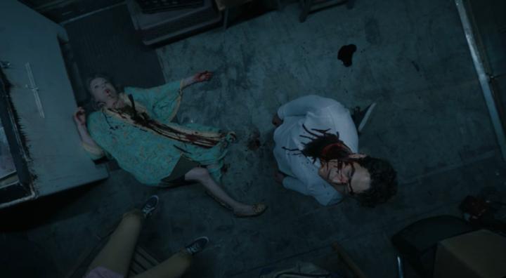 Father Son Holy Gore - Mr. Mercedes - Morris Kills Alma
