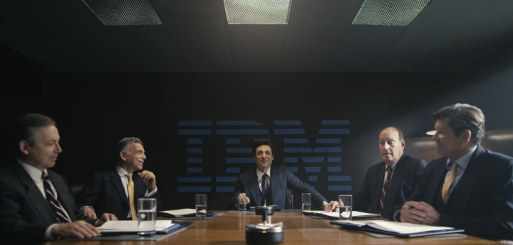 Father Son Holy Gore - Mr. Robot - IBM