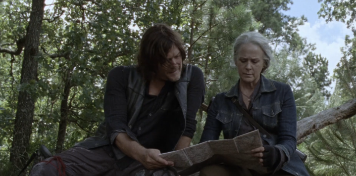 Father Son Holy Gore - The Walking Dead - Daryl and Carol