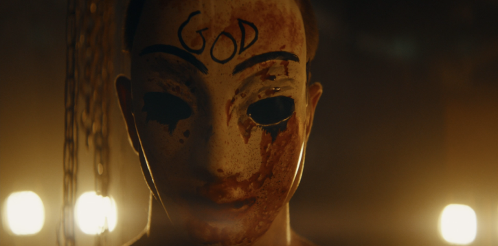 Father Son Holy Gore - The Purge Season 2 Finale - I Am God