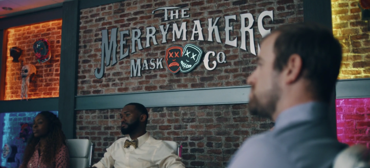Father Son Holy Gore - The Purge - The Merrymakers Mask Co