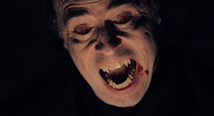 Father Son Holy Gore - BBC's Dracula - Claes Bang Christopher Lee Homage
