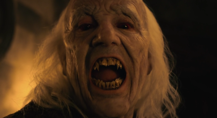 Father Son Holy Gore - BBC's Dracula - Count Dracula's Fangs