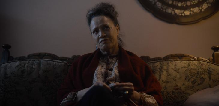 Father Son Holy Gore - The Gloaming - Rena Owen as Grace Cochran