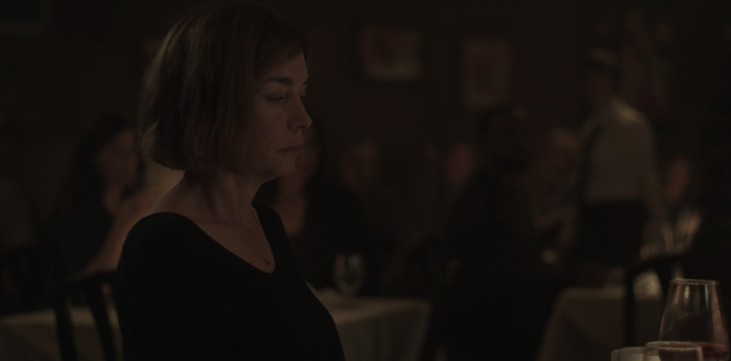 Father Son Holy Gore - The Outsider - Julianne Nicholson as Glory Maitland