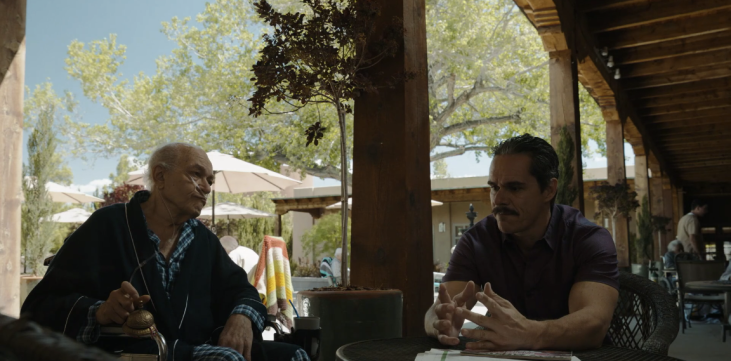 Father Son Holy Gore - Better Call Saul - Hector and Lalo Salamanca