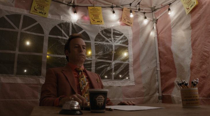 Father Son Holy Gore - Better Call Saul - Saul Goodman at the Carnival
