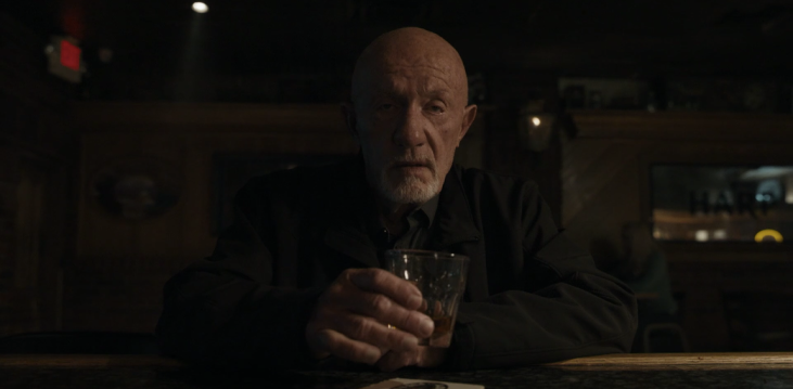 Father Son Holy Gore - Better Call Saul - Jonathan Banks as Mike Ehrmantraut