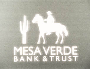 Father Son Holy Gore - Better Call Saul - Mesa Verde Bank