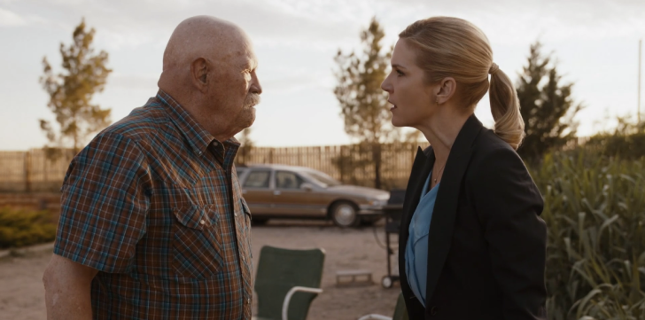 Father Son Holy Gore - Better Call Saul - The Old Man and Kim