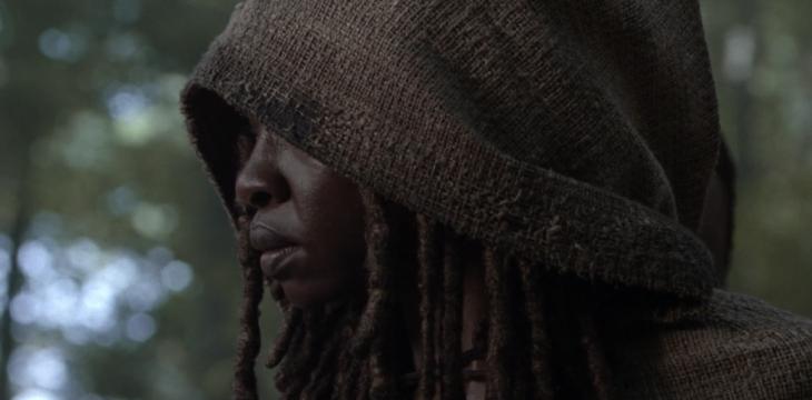 Father Son Holy Gore - The Walking Dead - Danai Gurira as Michonne