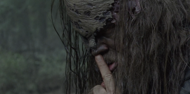Father Son Holy Gore - The Walking Dead - Ryan Hurst as Beta