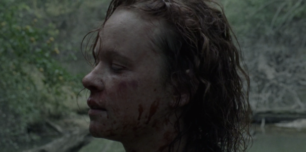 Father Son Holy Gore - The Walking Dead - Thora Birch as Mary