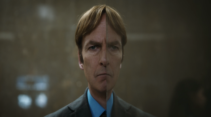 Father Son Holy Gore - Better Call Saul - Two Faced Jimmy
