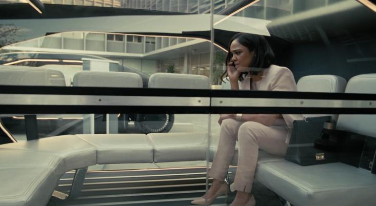 Father Son Holy Gore - Westworld - Tessa Thompson as Charlotte Hale