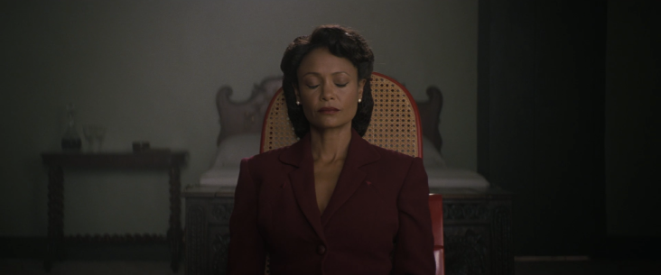 Father Son Holy Gore - Westworld - Thandie Newton as Maeve Millay