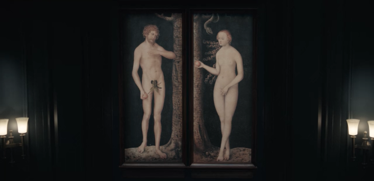 Father Son Holy Gore - Dark - Adam and Eve